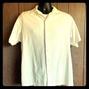 Cubavera casual s/s shirt iwonderful white cotton